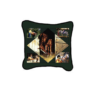 Horse Lovers Pillow