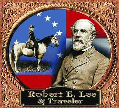 Robert E. Lee Coverlet
