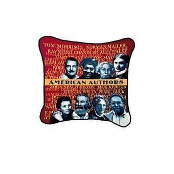 American Authors Pillow