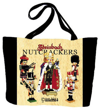 Nutcrackers Steinbach Tote Bag