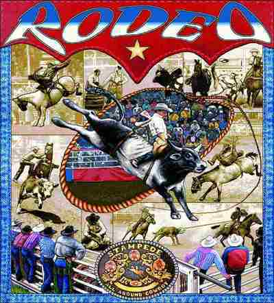 Rodeo Coverlet