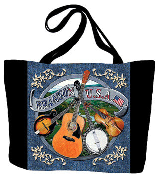 Branson USA Tote Bag