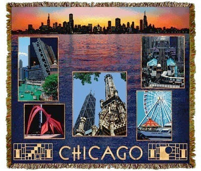 Chicago, IL Coverlet