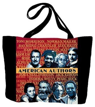American Authors Tote Bag