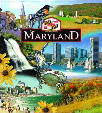 Maryland Coverlet