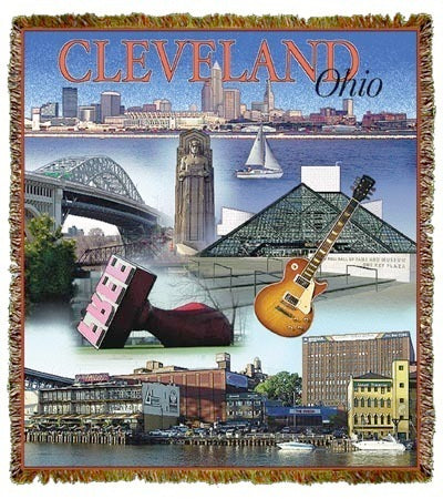 Cleveland, OH Coverlet