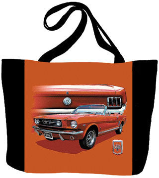 Ford Mustang GT Tote Bag