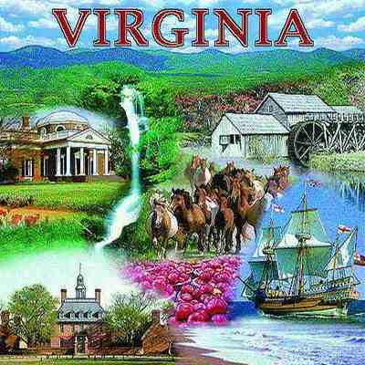 Virginia Pillow