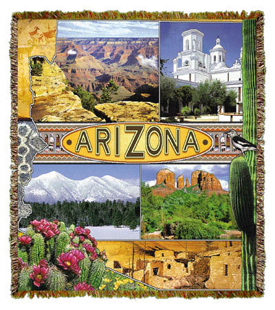 Arizona Coverlet