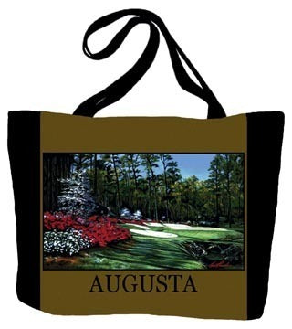 Augusta Golf Course Tote Bag