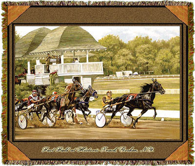Harness Racing Coverlet