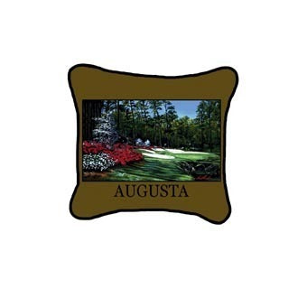 Augusta Golf Course Pillow