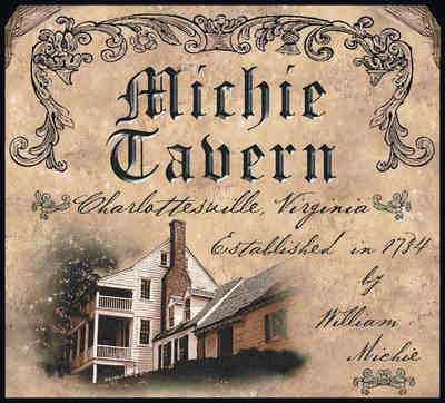Michie's Tavern Coverlet