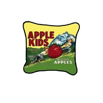 Apple Kids Pillow