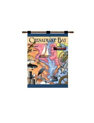 Chesapeake Bay Wall Hanging