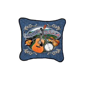 Branson USA Pillow