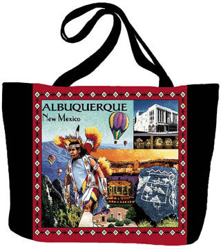 Albuquerque, NM Tote Bag