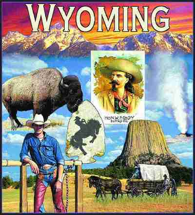 Wyoming Coverlet
