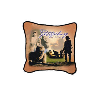 Gettysburg Decorative Pillow