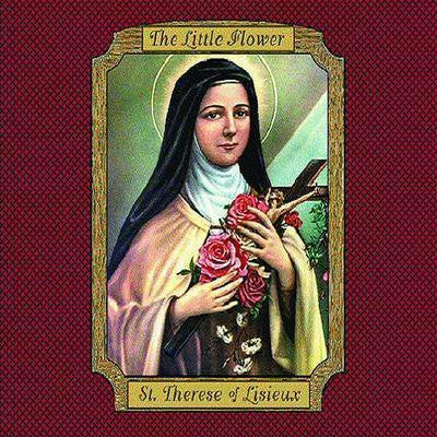 St. Therese Of Lisieux Decorative Pillow