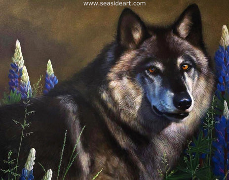 Karen Latham: The Call of the Wild and a Nature Loving Artist.