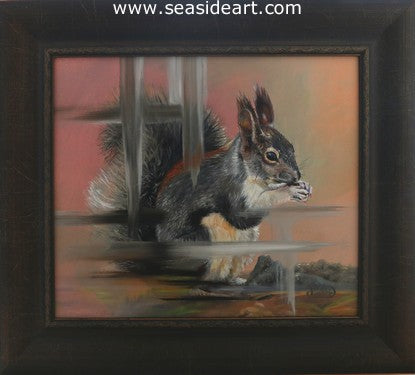 Abert by Debra Keirce - Seaside Art Gallery