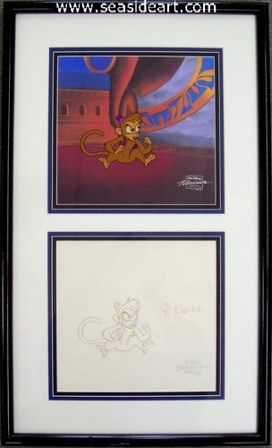 Disney's Aladdin the Series – Abu by Walt Disney Studios - Seaside Art Gallery