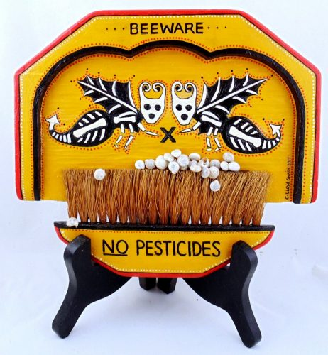 Beeware by Carolyn Lloyd Swain - Seaside Art Gallery