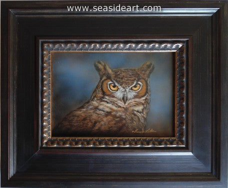 Outlook-Great Horned Owl