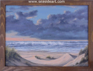 Break of Dawn by Henry O. Edens, V - Seaside Art Gallery