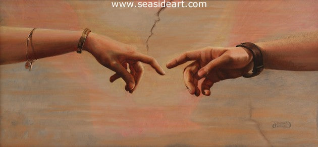 Creation by Debra Keirce - Seaside Art Gallery