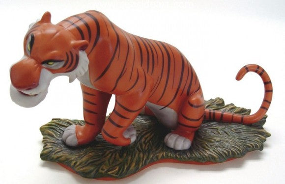 Jungle Book: Shere Khan by Walt Disney Classics Collection - Seaside Art Gallery
