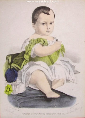 Little Emperor by Currier & Ives - Seaside Art Gallery