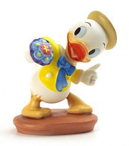 Mr. Duck Steps Out: Louie by Walt Disney Classics Collection - Seaside Art Gallery