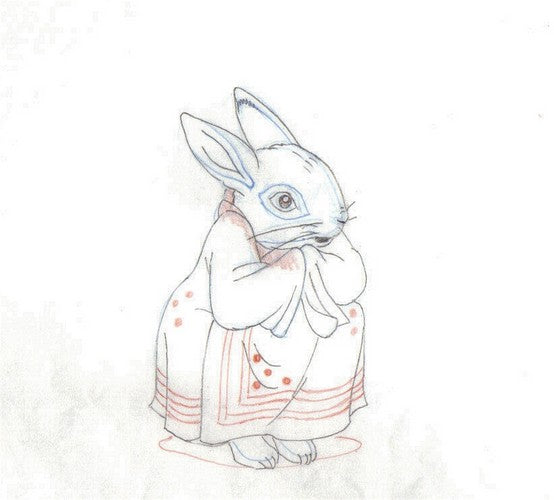 P- The Tale of Peter Rabbit and Benjamin Bunny  –  Peter Rabbit by Other Animation Studios - Seaside Art Gallery