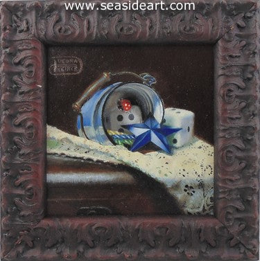 Best Wishes by Debra Keirce - Seaside Art Gallery