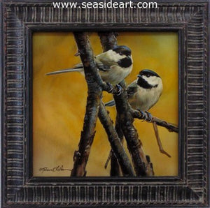 Chickadee Autumn
