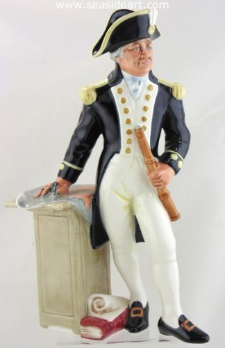 The Captain by Royal Doulton - Seaside Art Gallery