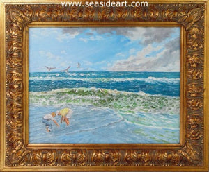 I See It by Bob Browne - Seaside Art Gallery