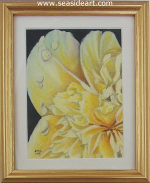 Peony by Connie Cruise - Seaside Art Gallery