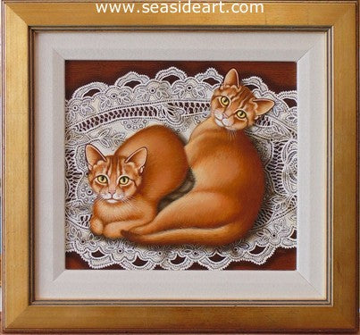 Perfect Union by Sue Wall - Seaside Art Gallery