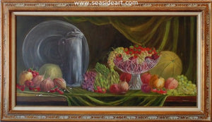 Still Life by Vernon Rollins - Seaside Art Gallery