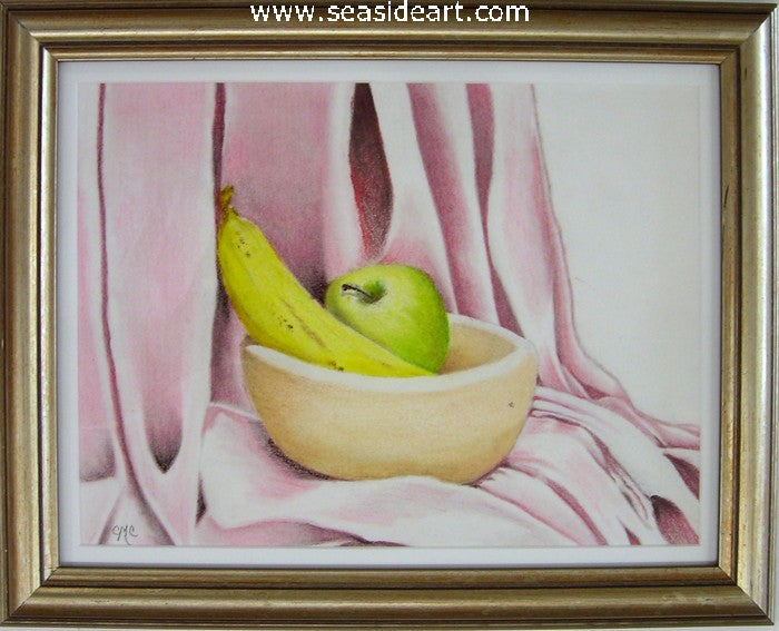 Still Life by Connie Cruise - Seaside Art Gallery