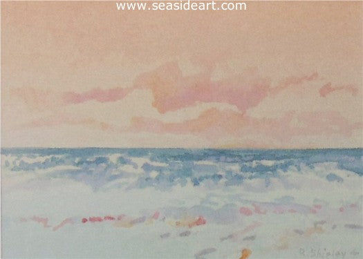 Summer's Heat #1 by Roger Shipley - Seaside Art Gallery