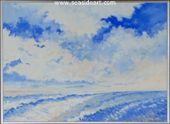 Summer Outer Banks #5 by Roger Shipley - Seaside Art Gallery