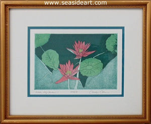 Water Lily Fantasie I