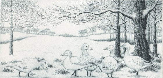 Winter Gaggle