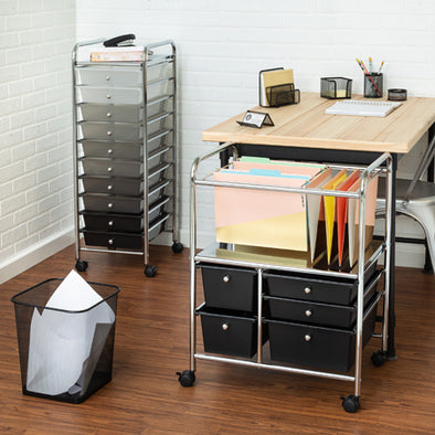 10 Organization Essentials To Keep Your Space Flexible
