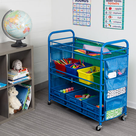 teachers activity cart