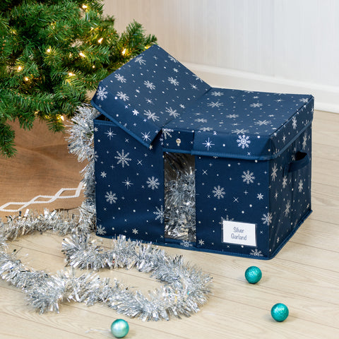 holiday storage box